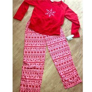 Kids  Little Girl Christmas Pajamas on Poshmark c5560021d